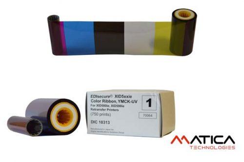 Matica Uv Baskı Renkli Ribon