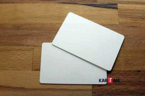 Baskısız Rfid Fudan 1K Kart