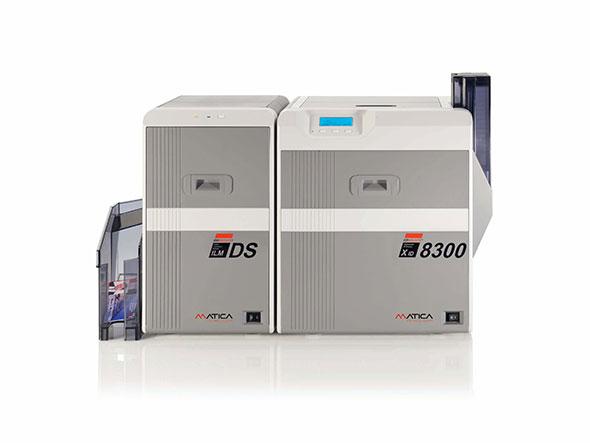 Matica XID8300 Kart Yazıcı Kullanım Videoları