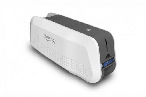 Smart 51D Çift Yüz Plastik Kart Yazıcı